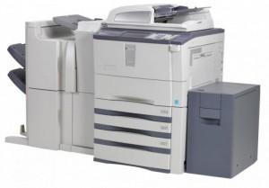 Bảo trì máy photocopy Sharp