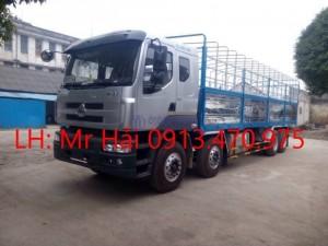 Xe tải chenglong 4 chân 2016 tải trọng 17t9, máy 310hp đặc biệt thùng Inox 430 dày 5 zem mui bạt mới. Xe tải Chenglong 4 chân là dòng xe tải thương mại được ưa chuộng nhất trong thời gian qua.