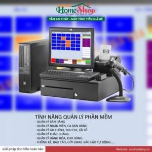 Tư vấn máy tính tiền cảm ứng cho siêu thị tạp hóa