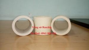 Vòng sứ Raschig , Đệm Ceramic, Đệm sứ, Vật liệu đệm chịu nhiệt