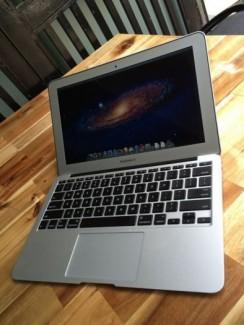 Macbook air 2011, 11.6in, i5, 4G, 128G, zin 100%, giá rẻ