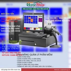 Bộ máy bán hàng cảm ứng giá rẻ tại nam định liên hệ tư vấn