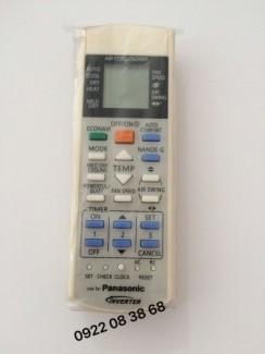 Remote máy lạnh Panasonic Loại Inverter giá: 95.000