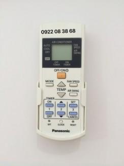 Remote máy lạnh Panasonic Hàng rin giá: 300.000