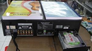 HDD 2TB có Nhạc MTV cho đầu ARIRANG 3600HD/ HDMI/ KTV/ 909HD