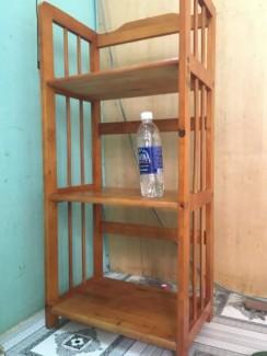 Kệ gỗ đẹp 3 tầng