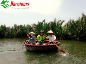 Tour du lịch sinh thái rừng dừa nước Hội An