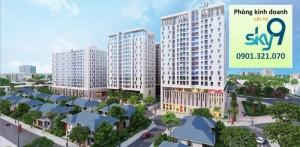 Sở hữu căn hộ sky9 chỉ với 765 triệu/ 2pn