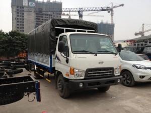 Hyundai HD800 tải trọng 8,8 tấn,đã có xe và hồ sơ