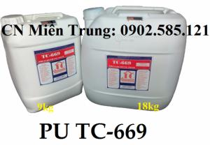 Bán keo pu 668, foam pu TC-668, PU giá rẻ, polyurethane TC-668