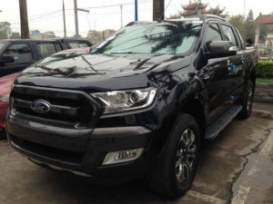 Bán xe Ford Ranger Pick-up Truck 2017
