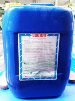 Cần mua nước vàng hiệu douzon (chlorine...