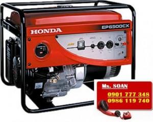 Máy phát điện Honda EP6500CX đề nổ, máy phát...