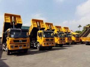 Bán Xe tải Dongfeng 3 chân nhập khẩu nguyên chiếc, hỗ trợ mua xe trả góp