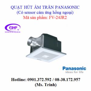Quạt hút âm trần có sensor cảm ứng hồng ngoại Panasonic FV-24JR2
