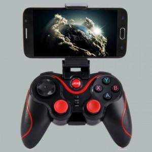 Bluetooth Gamepad T3 và giá đỡ điện thoại