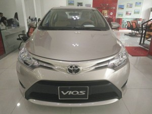 Toyota Vios 2017 mới 100% xe giao ngay