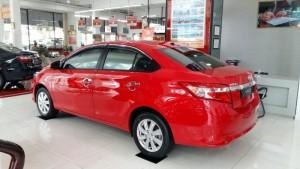 Toyota Vios G 2016 mới 100%, xe giao ngay
