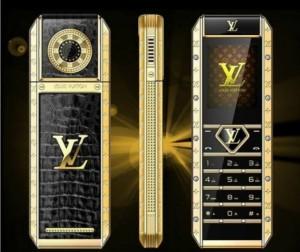 Điện thoại Lv V12 2016 sang trọng đến từng chi tiết