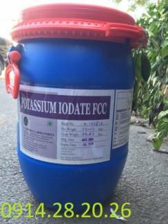 Bán Potassium Iodate-Kali iodat-KIO3 99.8%