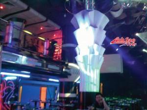 Thi công đèn led trang trí sự kiện