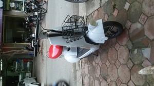 Bán xe đạp điện Mocha Vespa