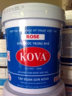 Cung cấp sơn tường chống thấm Kova