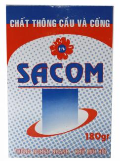 Chất thông cầu cống Sacom