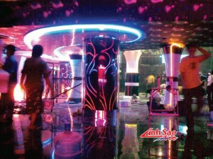 Thi công trang trí quán bar, vũ trường