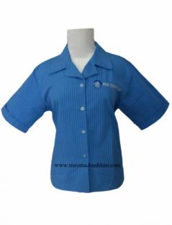 Hạnh Hân chuyên may áo sơ mi đồng phục các loại giá rẻ