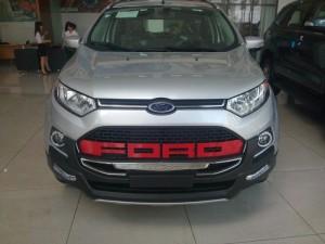 Ford Ecosport giá mềm