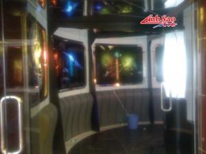 Thi công trang trí phòng karaoke