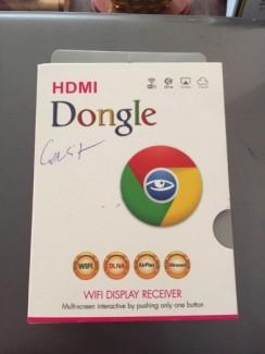 Thiết Bị Kết Nối HDMI Không Dây Dongle