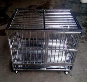 Chuồng Chó Inoc Lắp Ghép Xuất Khẩu KT755560