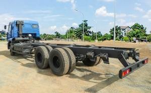 Tổng đại lý bán xe tải KAMAZ 65117, 15Tấn 3Chân 2 CầuTrả Góp Giao Xe Toàn Quốc