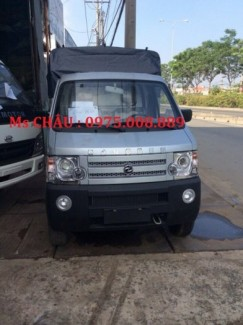 xe tai dongben 740kg chay trong thanh pho