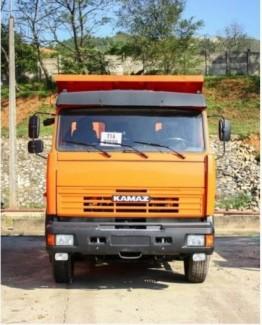 Xe ben Kamaz 65115 (6x4), Bán xe ben 15 tấn...