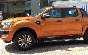 Bán xe Ford Ranger các bản Wildtrak, XLT, XLS, XL sản xuất 2016