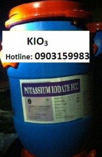 Bán KIO3 - kali iodat- potassium iodate - giá tốt