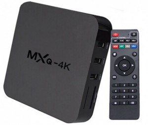 Android TV Box MXQ 4k
