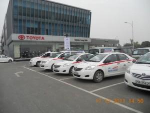 Taxi Group tuyển lái xe ở Nam Định