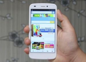 Smartphone chính hãng giá rẻ Gionee V5