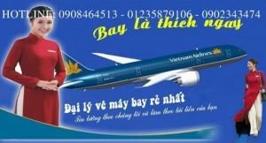 Tuyển đại lý bán vé máy bay cấp 2