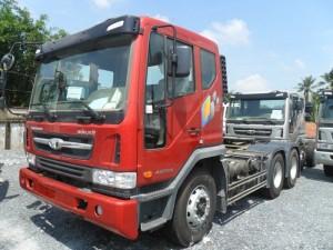 Tổng Đại Lý Đầu kéo Daewoo 2 cầu 340Ps-420Ps Giao Xe Toàn Quốc
