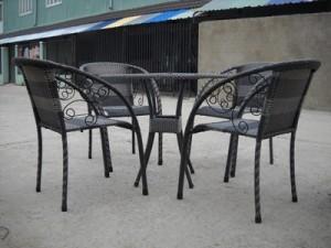 Cần thanh lý 20 bộ bàn ghế cafe giá rẻ