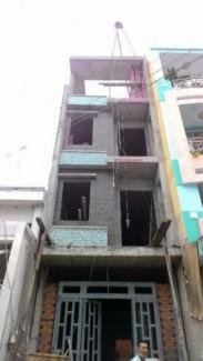 Bán nhà phố đường số 4, quận Bình Tân - Minh Phát