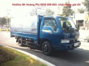 Xe tải Kia 2t4, K165s, xe tải Trường Hải Tây Ninh.