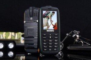 Điện thoại chống nước Discovery A13 Made in Korea