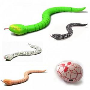 Mới lạ - rắn hồng ngoại điều khiển từ xa/ đồ chơi con rắn - TA-ĐC03