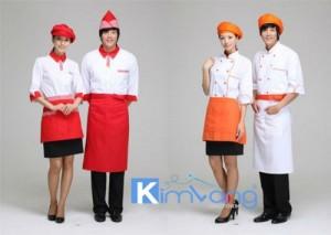 Đồng phục khách sạn đẹp, giá rẻ - Công ty May Kim Vàng